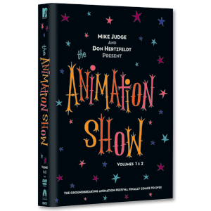 Animation Show boxed set