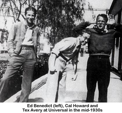 Ed Benedict photo