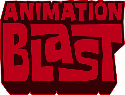 Animation Blast logo