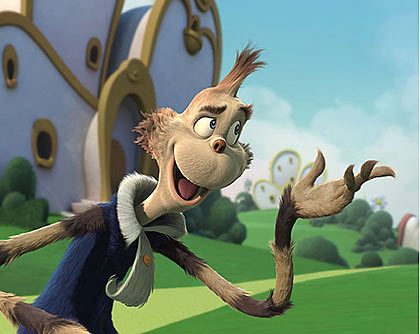 Blue Sky's Horton Hears a Who