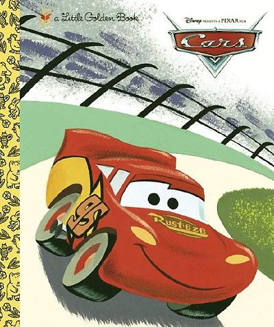 CARS GOLDEN BOOK