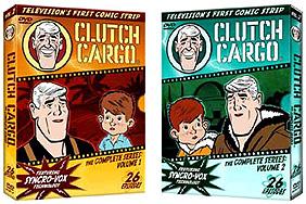 CLUTCH CARGO ON DVD
