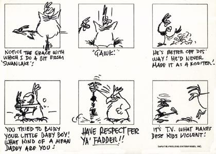 John Dunn Storyboard