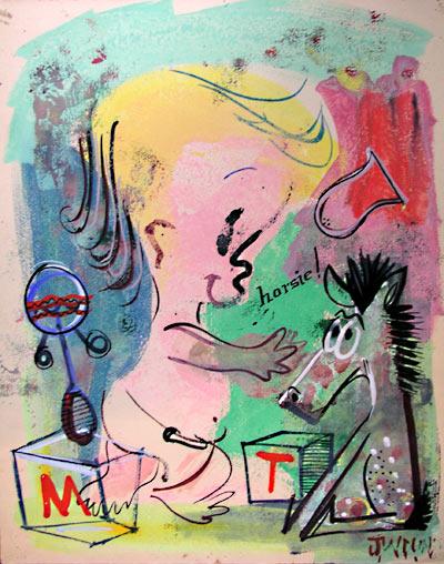 John Dunn Painting