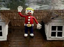 Mr. Bill in New Orleans