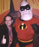 INCREDIBLES PREMIERE PARTY