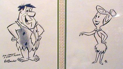 Ed Benedict drawings