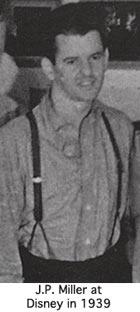 Remembering J.P. Miller