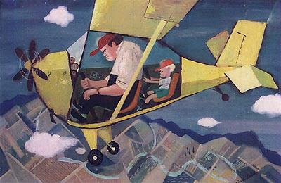 Ward Kimball, Painter