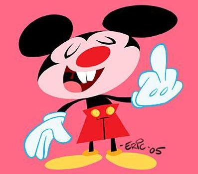 EVERYBODY CAN DRAW MICKEY!