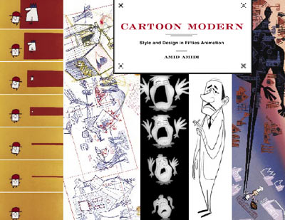 Cartoon Modern cover concept