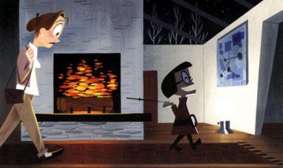Pixar at MOMA