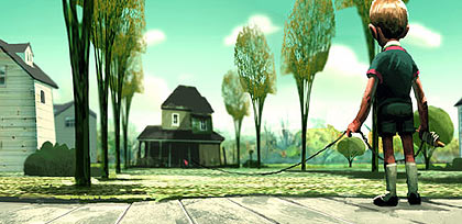 Notes on Monster House