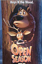 Early thoughts on Open Season