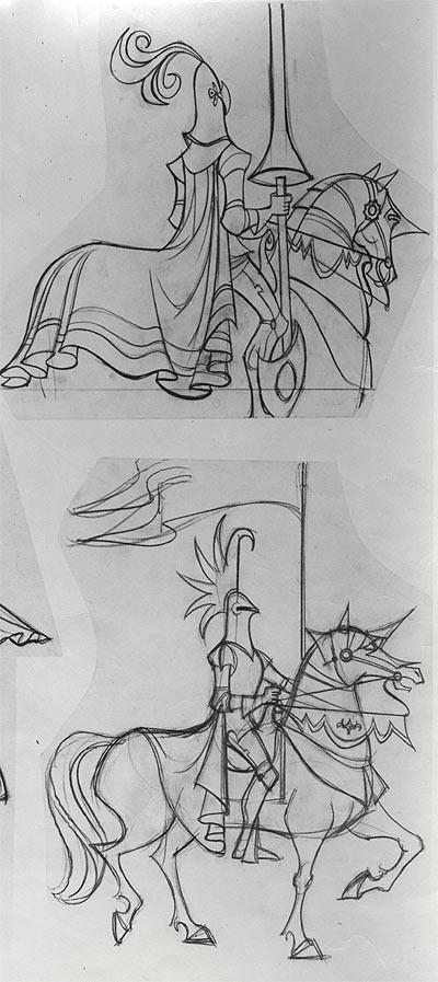 Oreb drawings