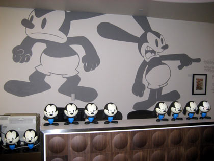 Oswald the Lucky Rabbit merchandise