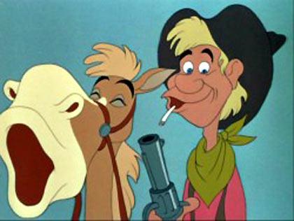 Paul Dini on Smoking Cartoons