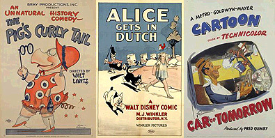 ANIMATION MOVIE POSTERS