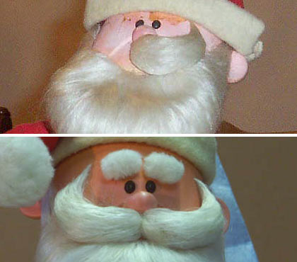 Restoring Santa
