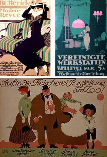 Scheurich posters