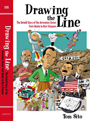 Tom Sito's Drawing the Line