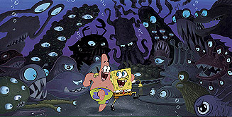 THOUGHTS ON THE SPONGEBOB MOVIE
