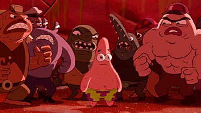 More Thoughts on the Spongebob Movie