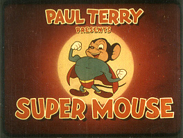 American Pop [EUA, dir: Ralph Bakshi, 1981] Supermouse