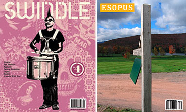 SWINDLE and ESOPUS