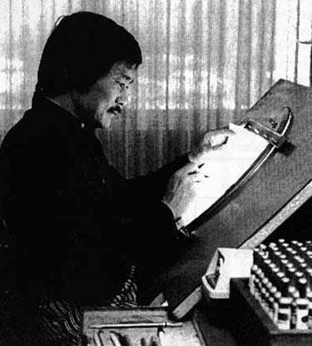 Remembering Iwao Takamoto (1925-2007)