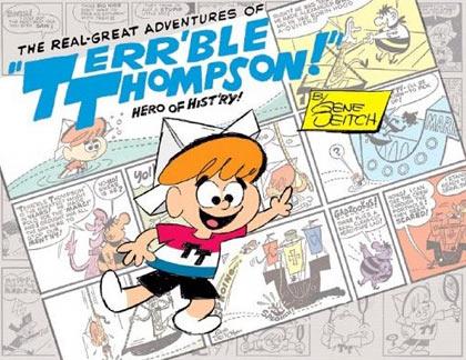 Terr'ble Thompson
