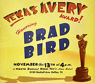 THE TEX AVERY AWARD