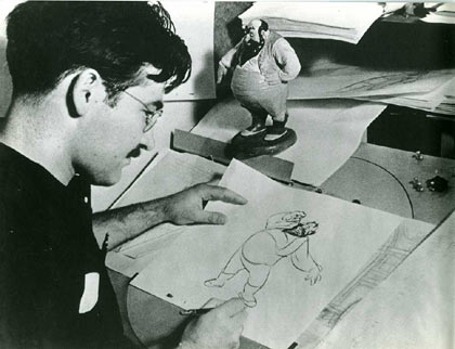 Great Article on Master Animator Bill Tytla