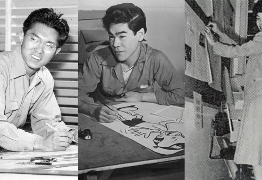 japaneseamericanartists