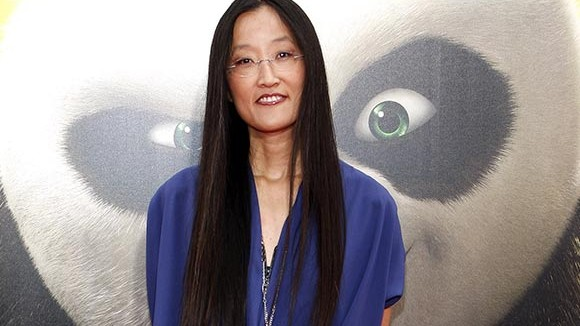 "Jennifer Yuh Nelson at the Los Angeles premiere of ""Kung Fu Panda 2."" (Photo:  Tinseltown/Shutterstock.com)"