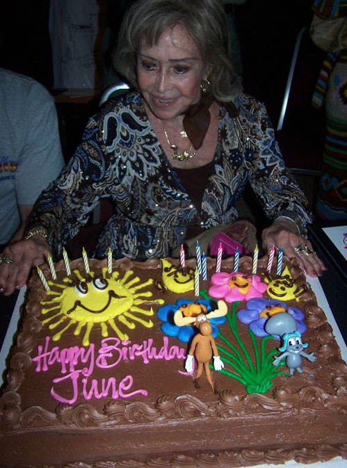 june foray 2014
