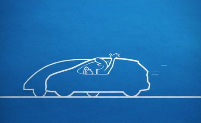 Ford C Max Energi >> Ford Targets Prius, Non-Hybrid Owners by Redrawing Popular Classic Animated Character in New C ...