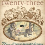 DISNEY D23 75 YEARS OF DISNEY ANIMATION
