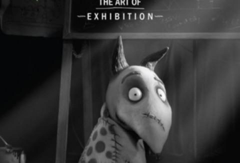 Disney Launches The Art Of Frankenweenie Exhibition