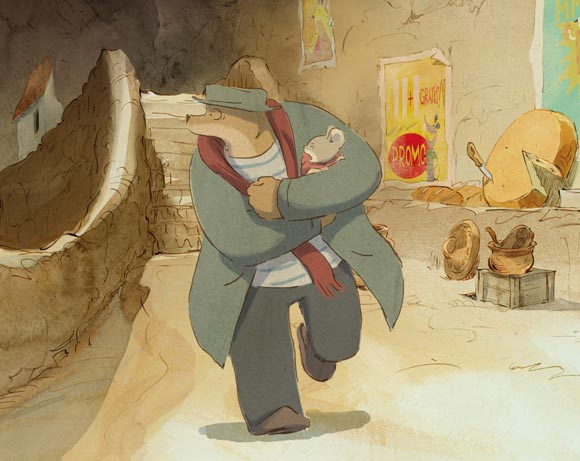 Ernest And Celestine Archives Cartoon Brew