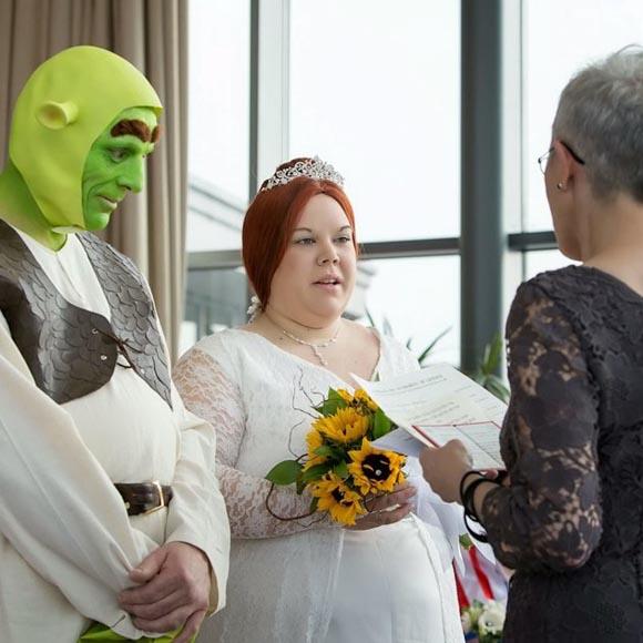 Till Shrek Do Us Part