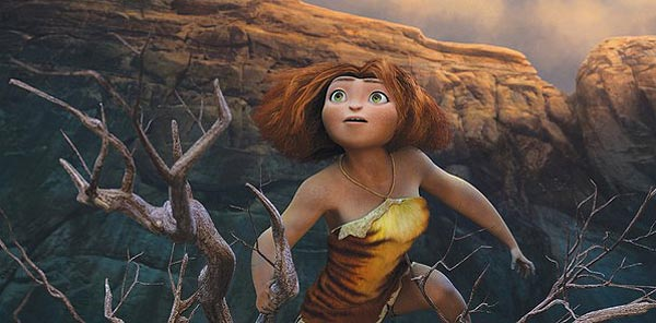 The croods porn