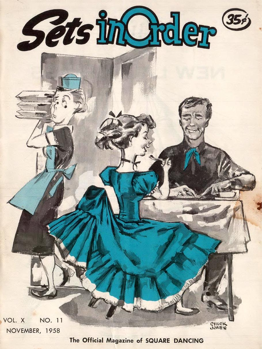 Sets In Order November 1958