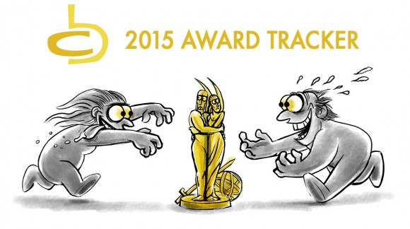 2015 Cartoon Brew Award Tracker