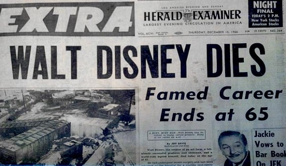 A Play About The Death Of Walt Disney That May Or May Not Be About