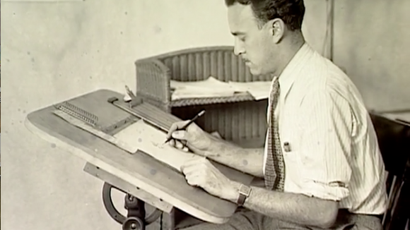 Ub Iwerks Animating