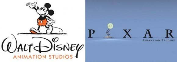 Disney Pixar Animation Studios Logo
