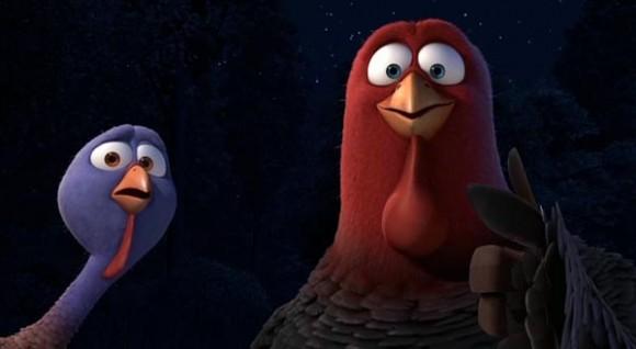 "free birds"" trailer, Powerpoint templates"