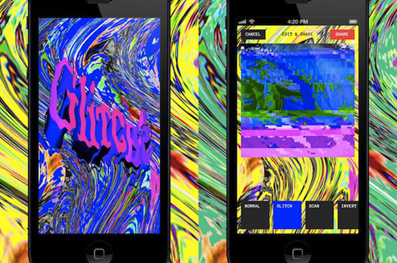 Glitché Lets You Datamosh and Make Glitch Animation On An iPhone