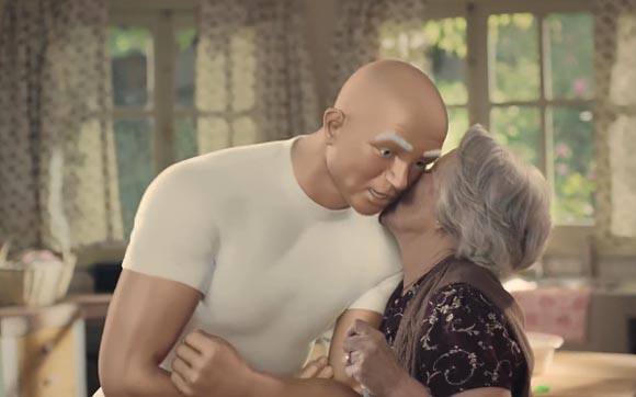 Mr. Clean In His Most Disturbing Appearance Yet